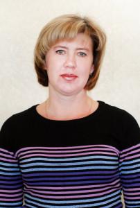 Тренер Ганеева Инна Валерьевна